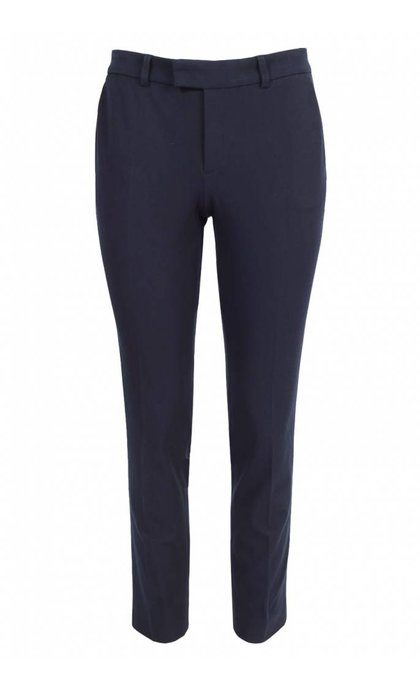 Leon and Harper Palmora Pantalon Navy TV08
