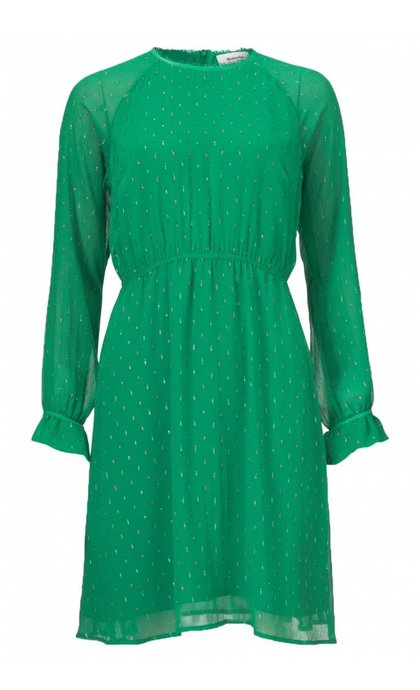 Modstrom Kassedy Dress Milky Green