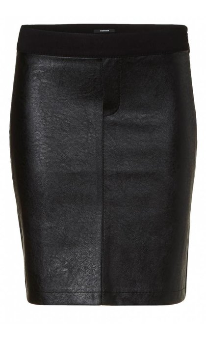Denham FLEX SKIRT PL Black