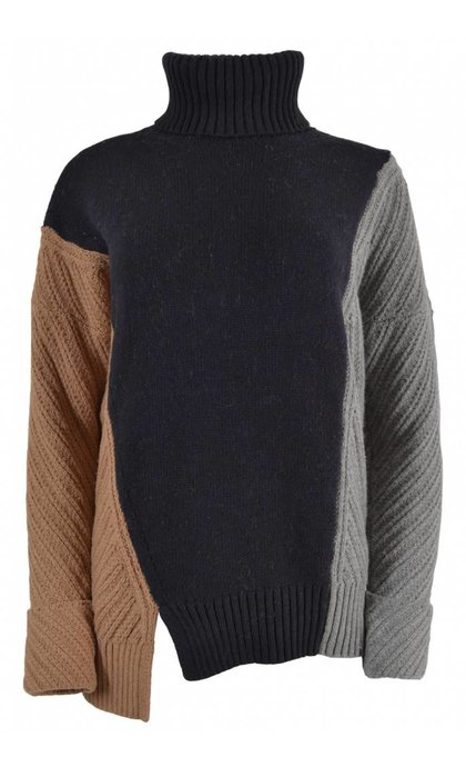 French Connection Viola Knits High Neck Jumper