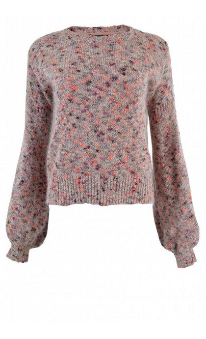 Storm & Marie Enya-Knit Pink mix