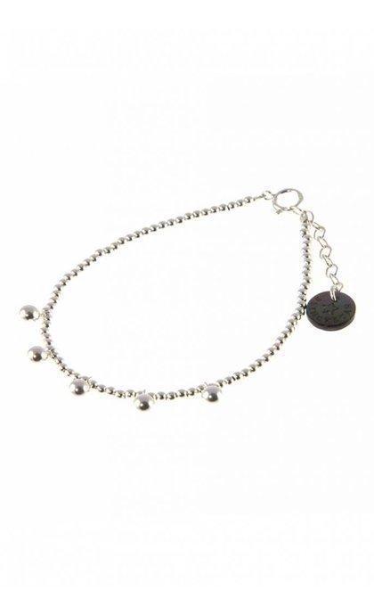 Blinckstar 925 5x Ball Drop 925 Beads