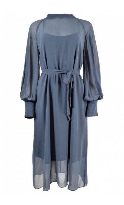Second Female Morna Dress Ensign Blue