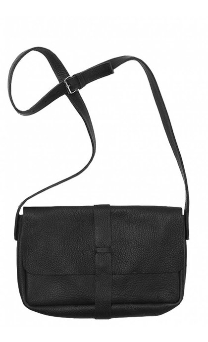 Keecie Picking Flowers Shoulderbag Medium Black