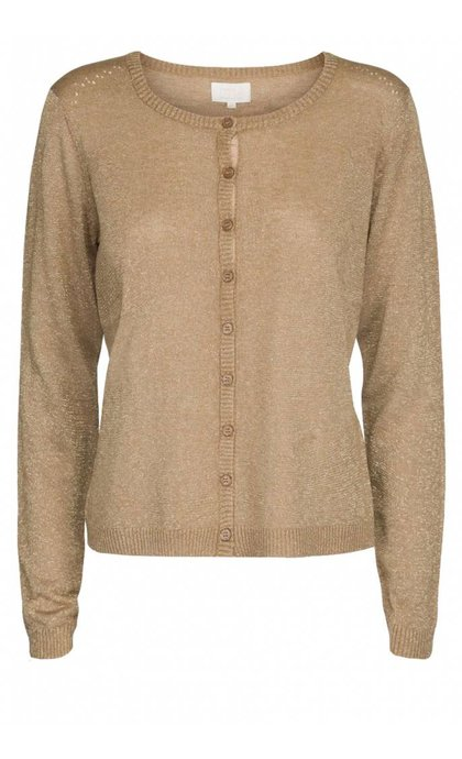 Minus New Laura Cardigan Medal Gold