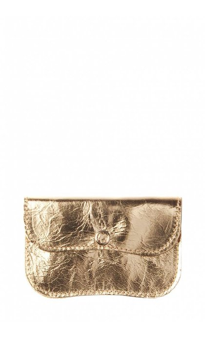 Keecie Mini Me Wallet Gold