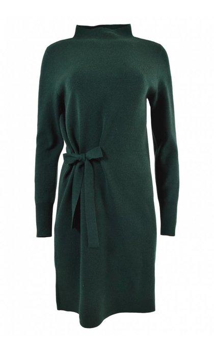 Minus Bernice Knit Dress Fir Green