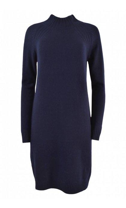 Minus Christie Knit Dress Black Iris
