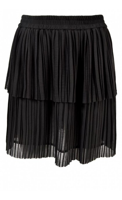 Second Female Rik Skirt Black