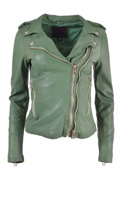 Goosecraft Biker 513 Forest Green