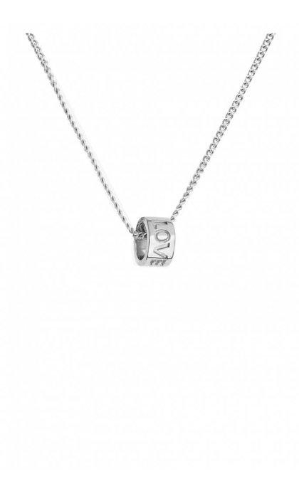 Wildthings Collectables Love Dream Necklace Silver