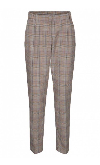 Minus Cathrine Pants 980 Chequered