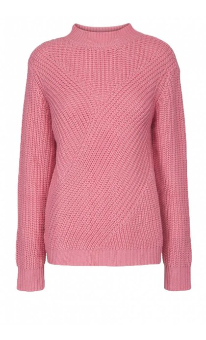 Minus Claire Knit Pullover 694 Cotton Candy