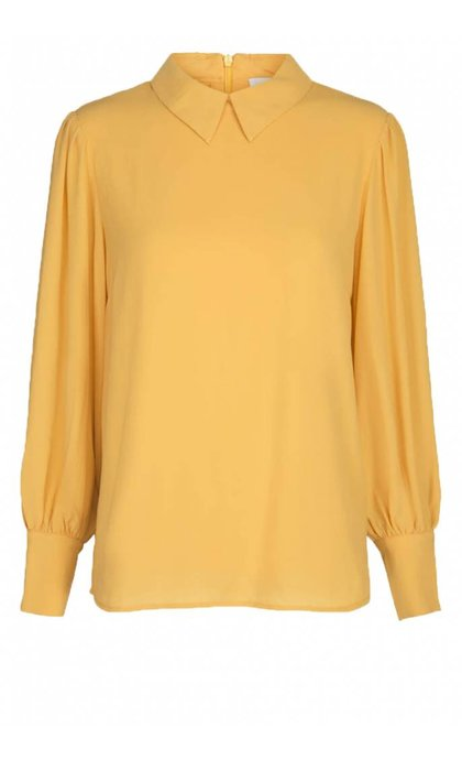 Minus Madeline Blouse 358 Golden Yellow