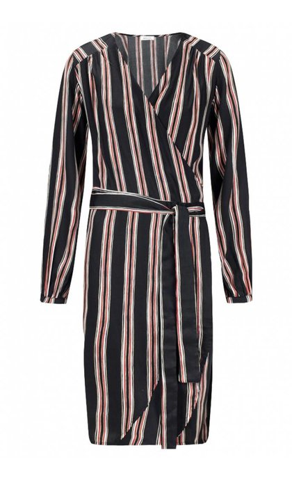 Alchemist Dress Liyana Stripes