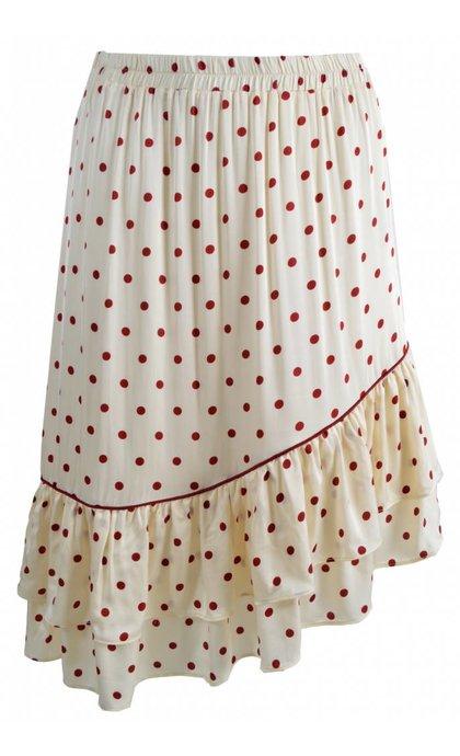 Second Female Davina Skirt Cabernet