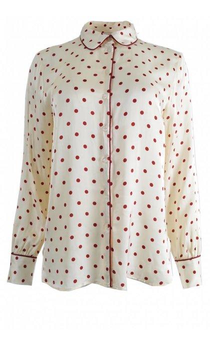 Second Female Davina Cabernet Shirt