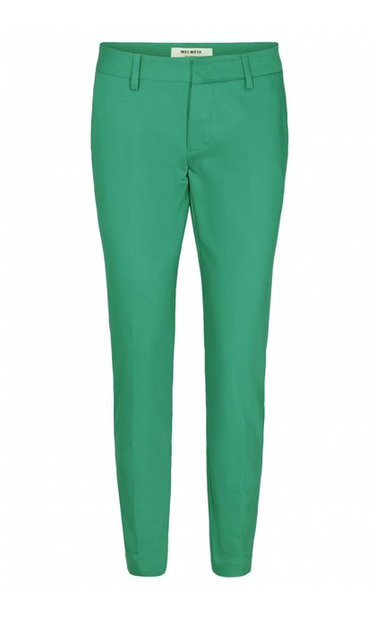 Mos Mosh Abbey Night Pant Pool Green