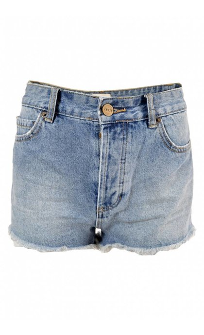 Amuse Society Shoreline Short Leo Walkshorts Worn Wash