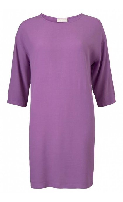 Modstrom Geo Dress Bellflower