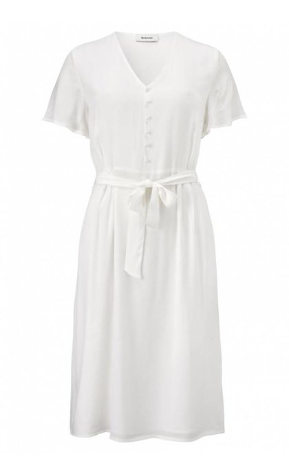 Modstrom Niles Dress Off White