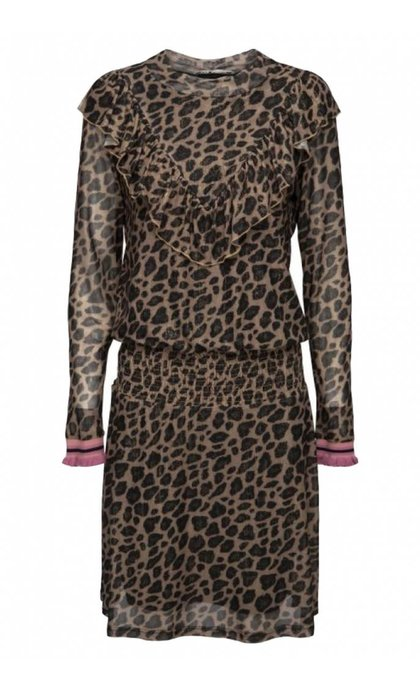 Sofie Schnoor Dress Leopard