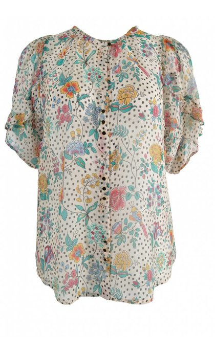 Sessun Mills Flossie Blouse