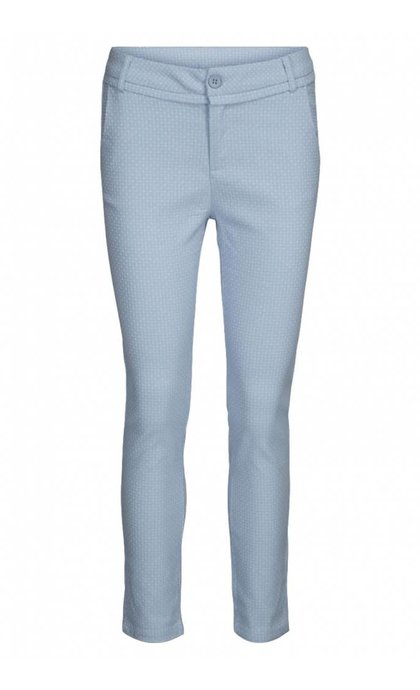 Minus Carma Dot Pants 7/8 Icy Blue
