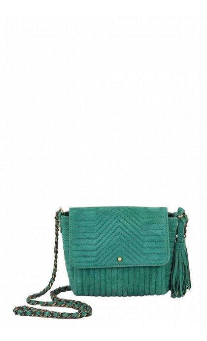 Sessun Joness Pepper Green Bag