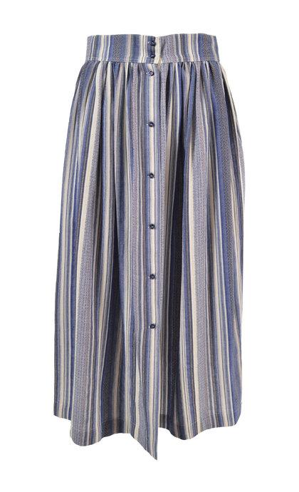 Sessun Tindaya Whiblue Skirt