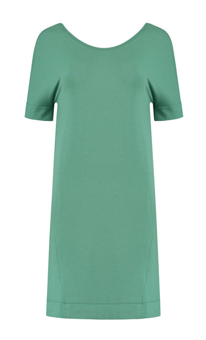 Denham Compass Dress - SST Frosty Spruce