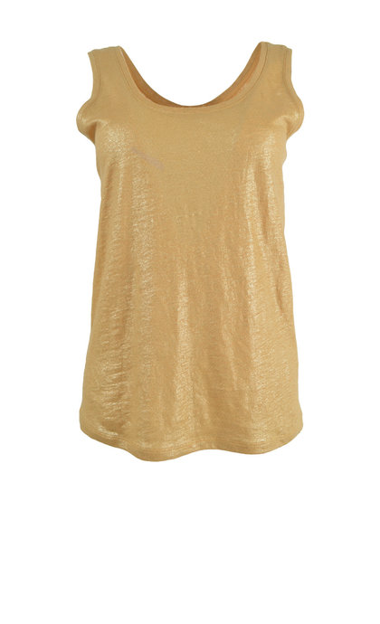 Marie Sixtine Tank Top Aline Ocre