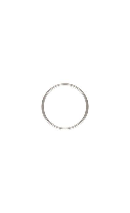 Blinckstar 925 4 Plain Bands Round Wire