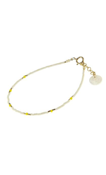 Blinckstar GF 6x Bright Sun Matte White Beads