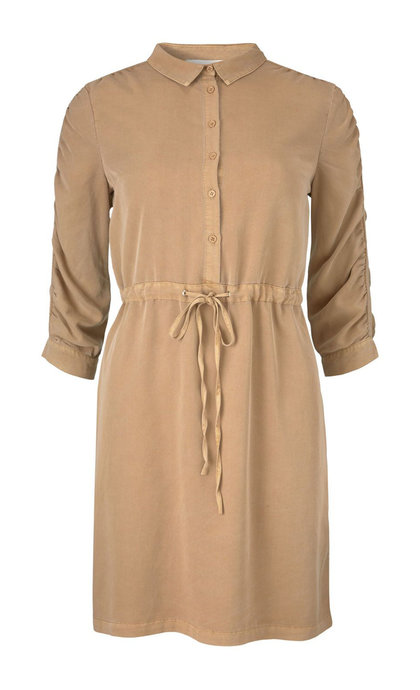 Modstrom Night Dress Camel