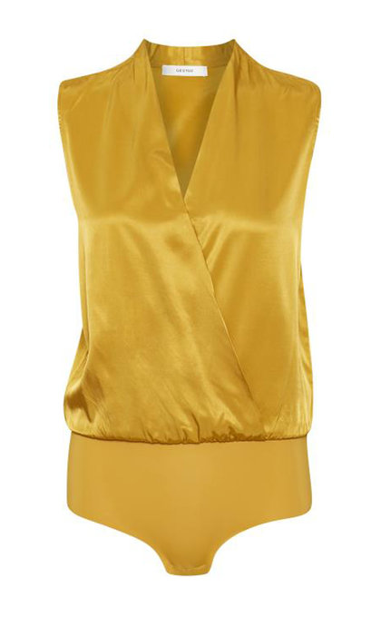 Gestuz Rosie SL Body Narcissus Yellow