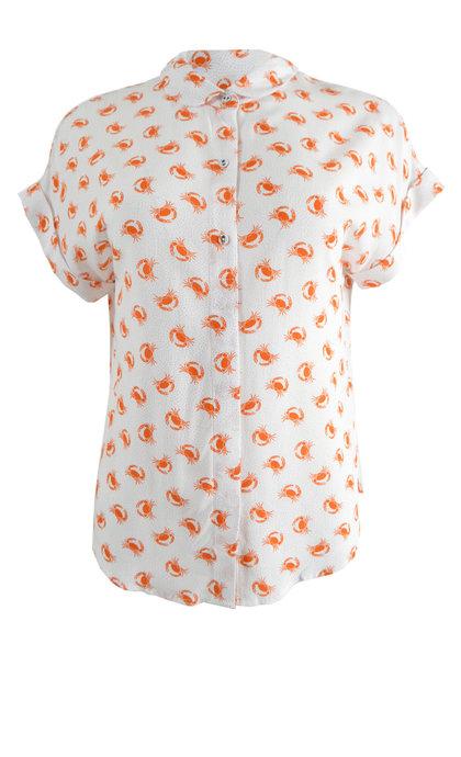 Marie Sixtine Shirt Helene Crabs