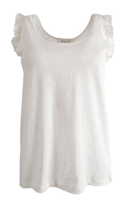 Indi & Cold Camiseta Blanco SK276