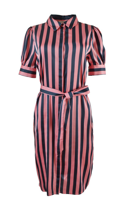 Minus Jonna Shirt Dress Striped