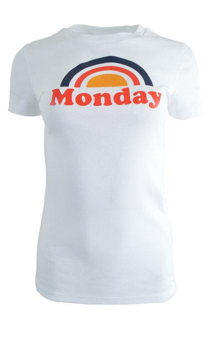 La Petite Francaise T-shirt Tanguy Blanc
