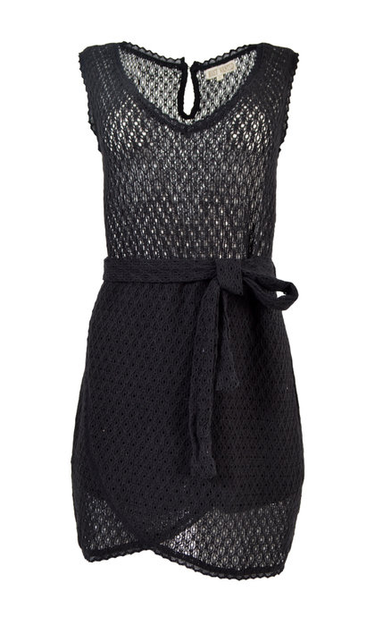 Moost Wanted Jara Playsuit Black