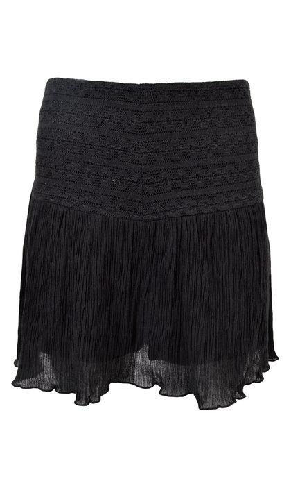 Moost Wanted Sophia Skirt Intense Black
