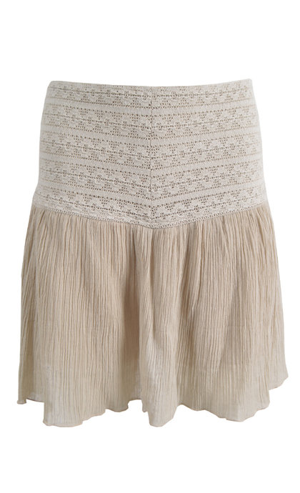 Moost Wanted Sophia Skirt Cashmere