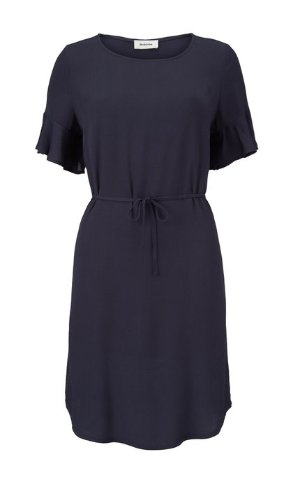 Modstrom Orleans Dress Navy Sky