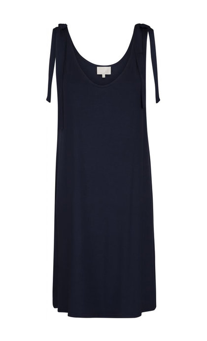Minus Hilde Dress Black Iris