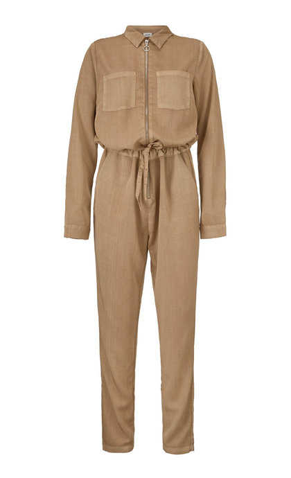 Modstrom Night Jumpsuit Camel