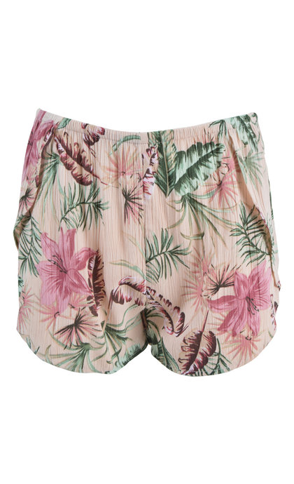 Amuse Society Aventura Short Walkshorts Light Pink