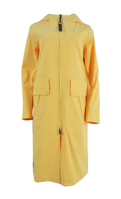 Elvine Lotten Summer Coat Function Stretch Amber