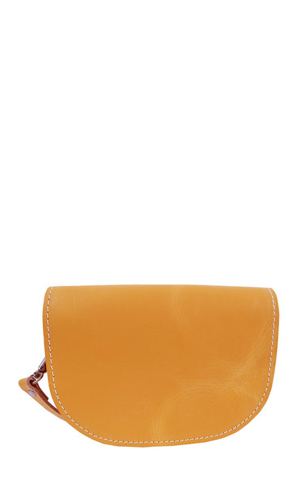 Elvy Donna Plain Yellow