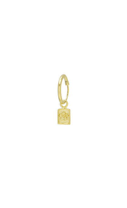 Wildthings Collectables Sauvage Earring Goldplated